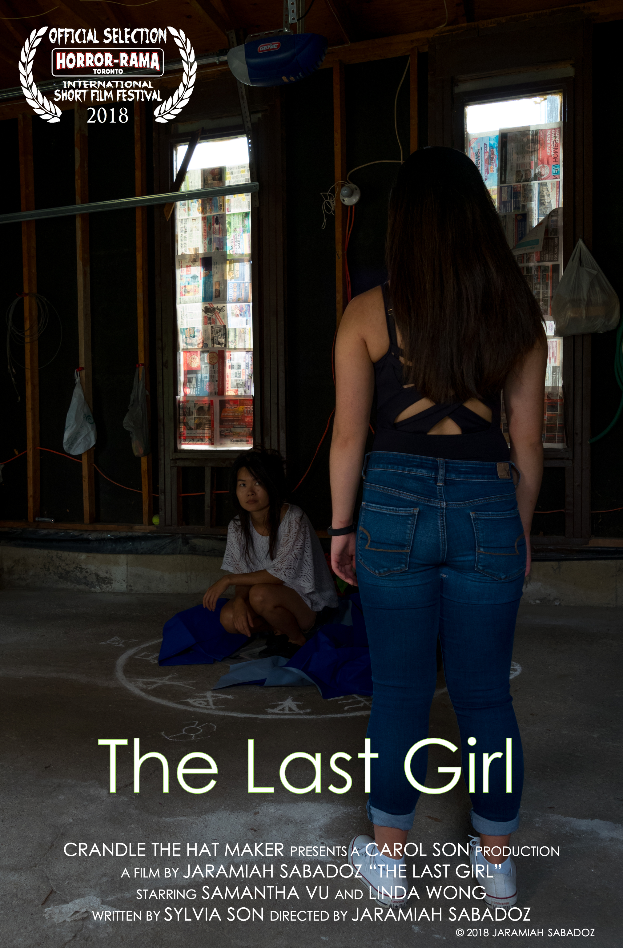The Last Girl HR