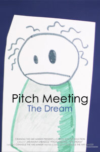 Pitch Meeting One Sheet
